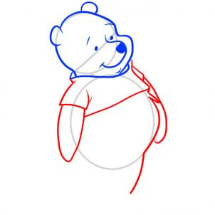 302x302 How To Draw How To Draw Pooh, Winnie The Pooh