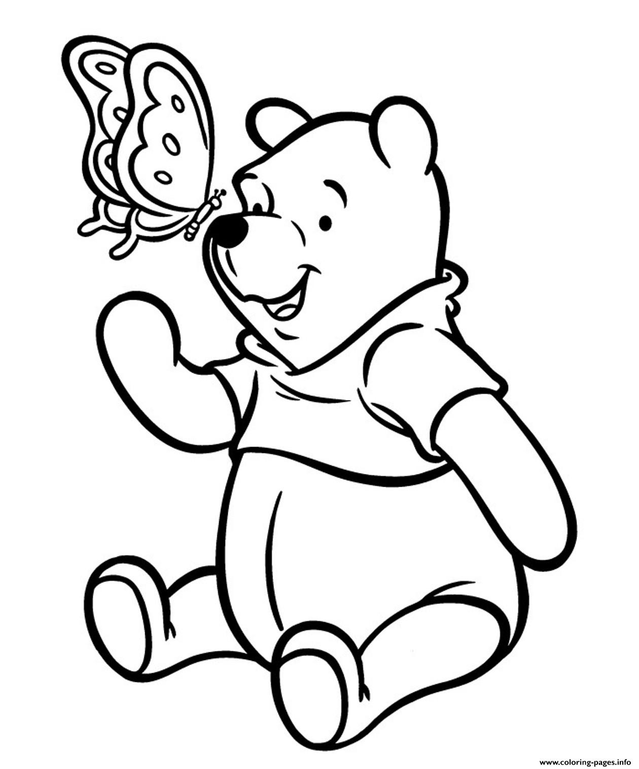 1260x1517 Winnie The Pooh Coloring Pages Alancastro New Cool Classic