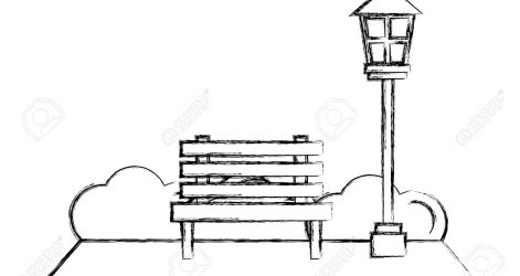 Collection Of Park Bench Clipart Free Download Best Park Bench