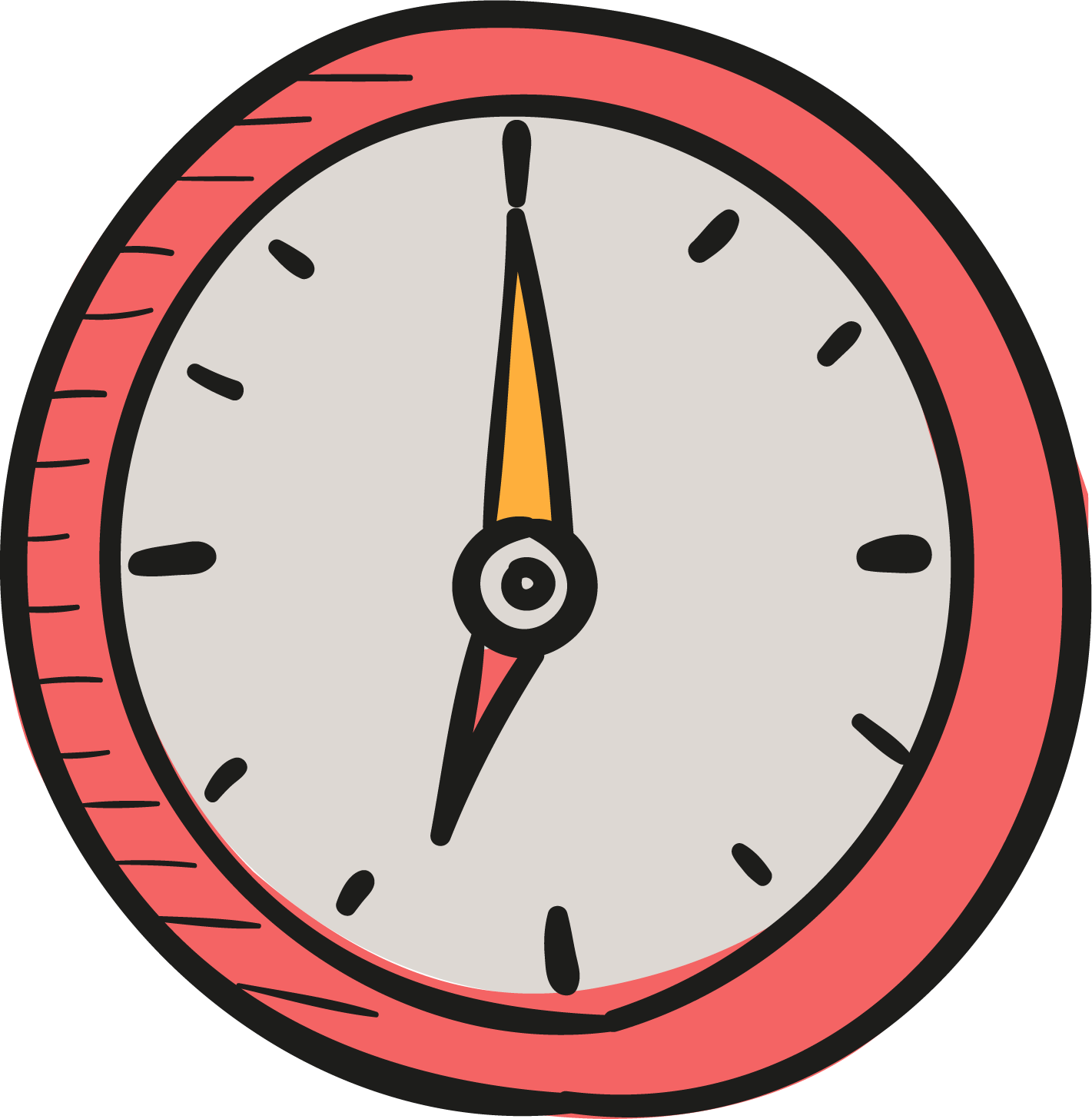 1421x1456 Drawing Time Clock Huge Freebie! Download For Powerpoint