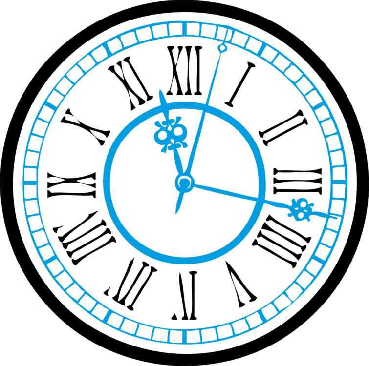 Clock Face Drawing | Free download on ClipArtMag