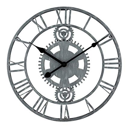 Clock Gears Drawing