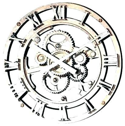 412x413 steampunk clocks for sale steampunk wall clock large single gear