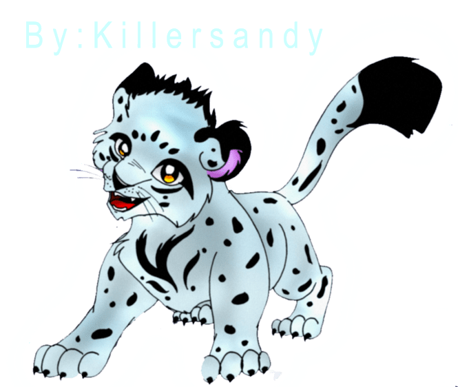 665x562 Clouded Leopard Clipart Cartoon
