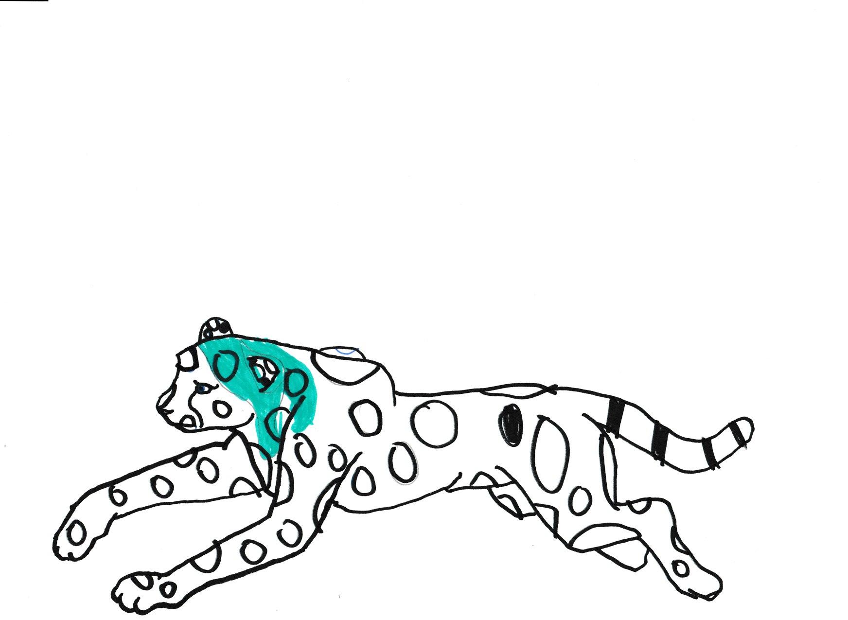 1744x1275 Leopard The Art Of Gwyneth E
