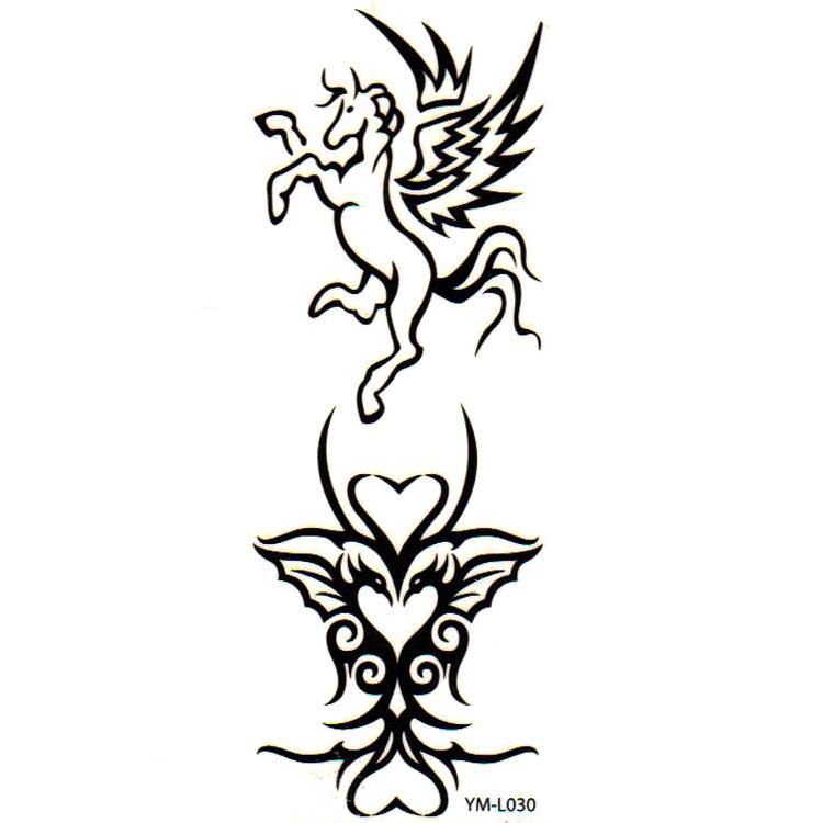 750x750 Famous Pegasus Tattoo Designs