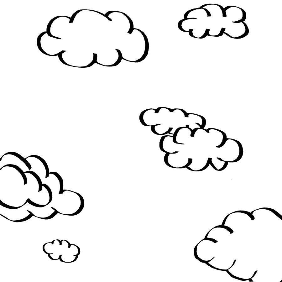 900x900 Cloud Drawing Drawing Skill