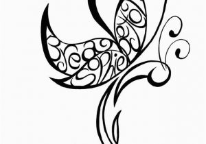 300x210 Outline Of A Butterfly Tattoo Gorgeous Butterfly Tattoos