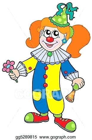309x470 clown drawing cartoon clown girl clown drawings