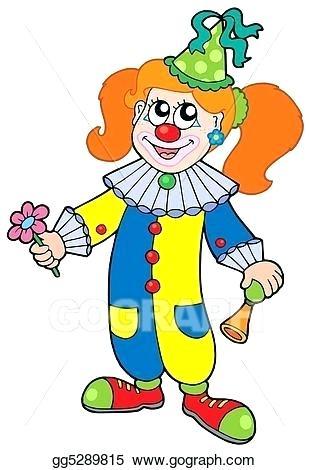 309x470 clown drawing cartoon clown girl clown drawings