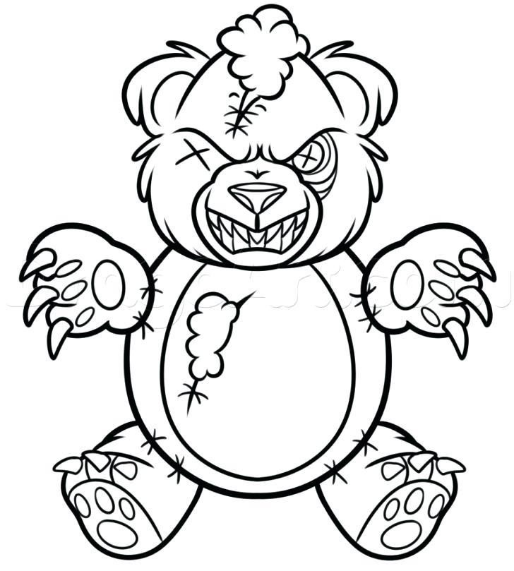 728x809 easy clown drawings drawn clown simple free pages drawn clown
