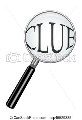 324x470 clue magnifying glass a realistic magnifying glass design
