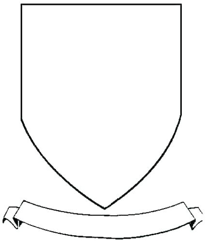426x500 blank coat of arms worksheet coat of arms drawing at getdrawings