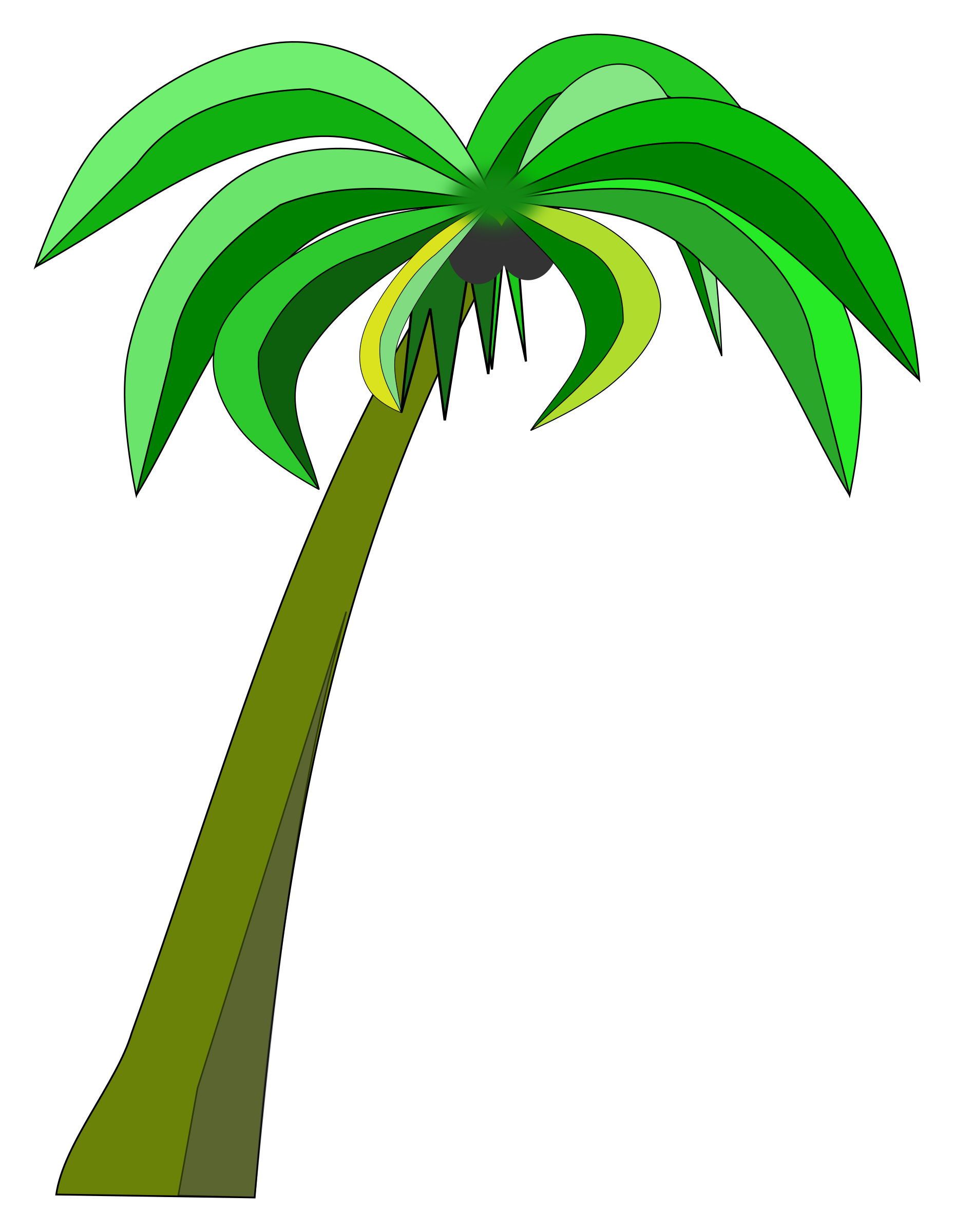 1858x2400 cliparts for free download coconut clipart coconut leave