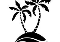 200x140 ideas how to draw coconut tree art drawing in coconut