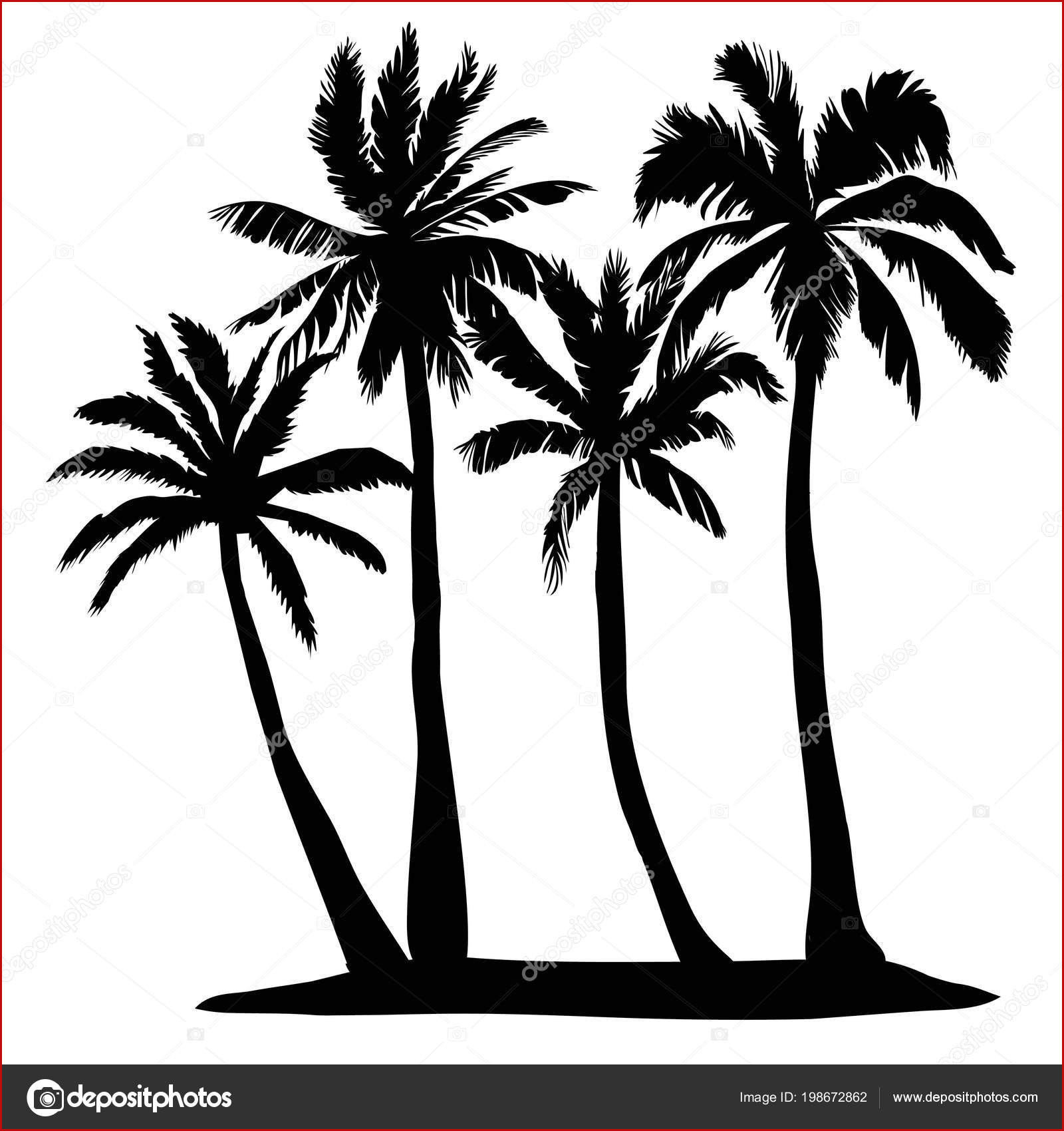 1600x1700 Palm Tree Drawing Tropical Landscape With Palm Trees