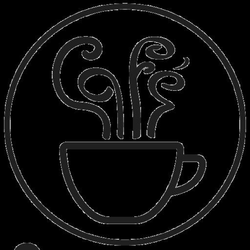 Coffee Line Drawing
