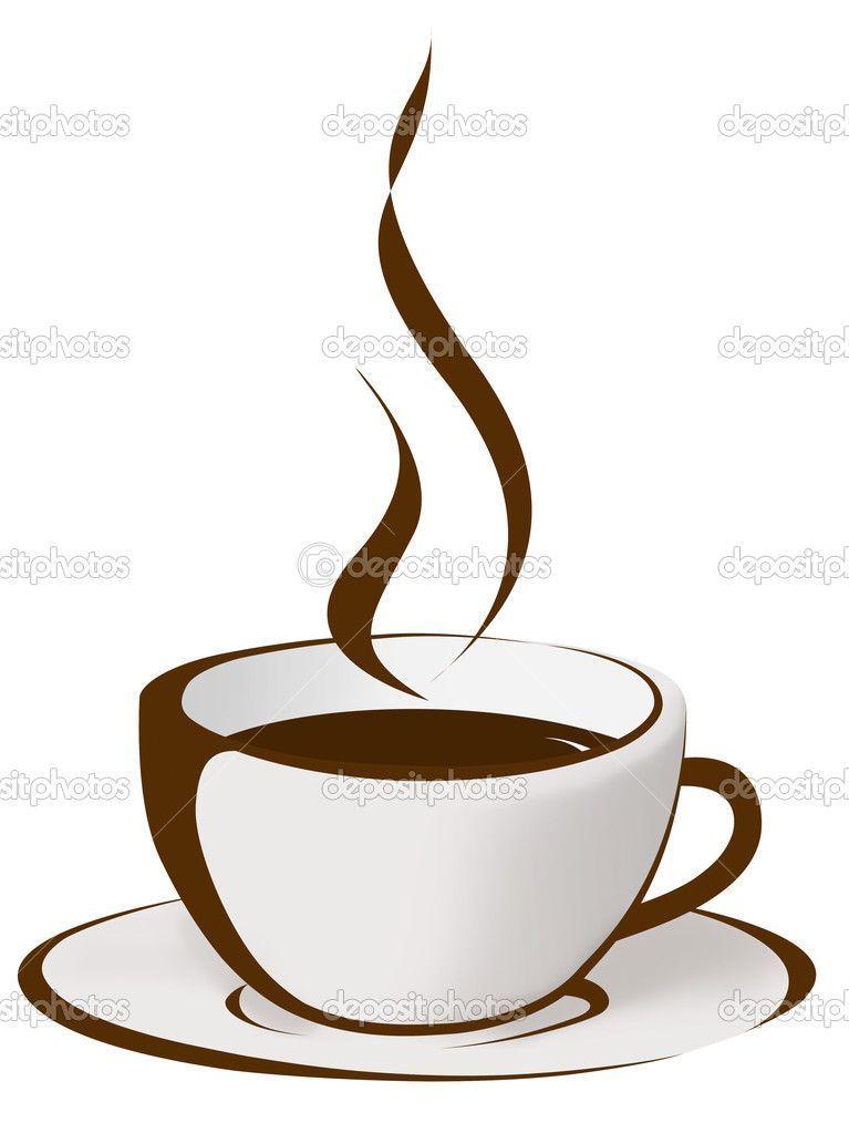 Coffee Tree Drawing