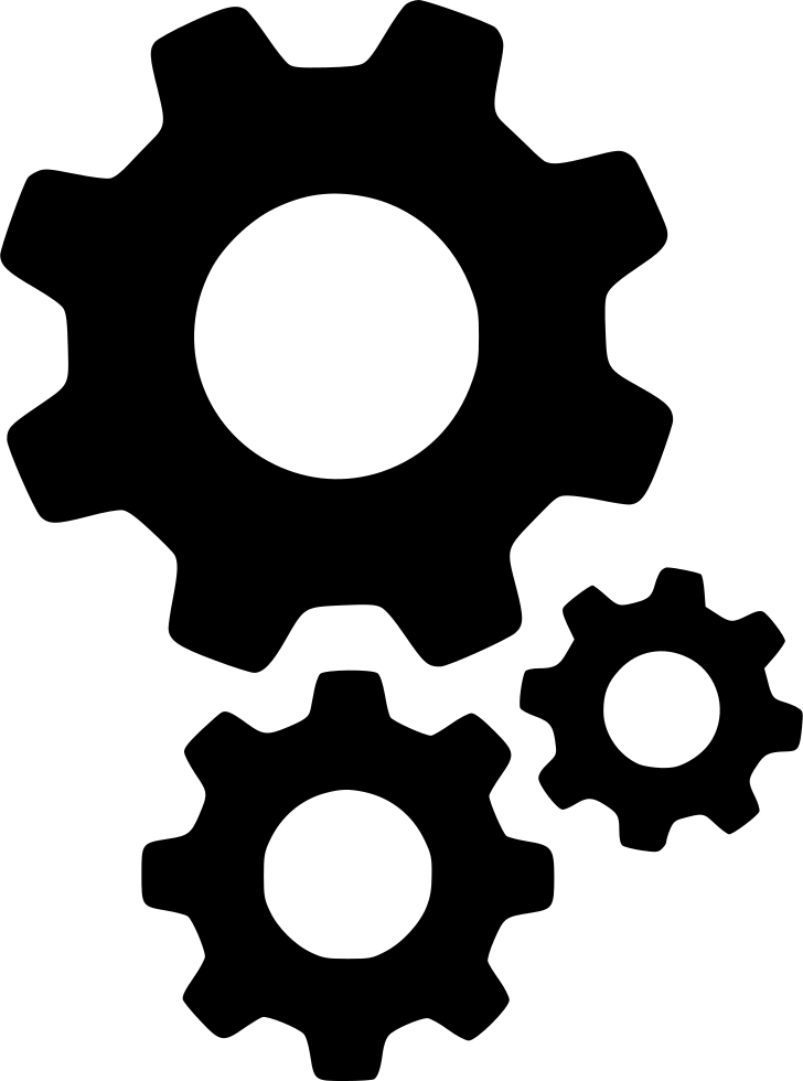 728x980 gears cogs settings options setting configure configuration