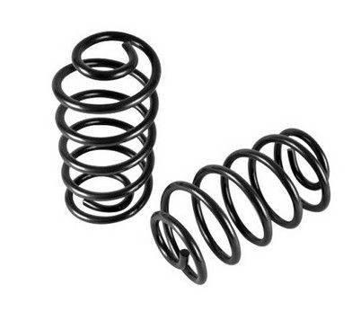 Coil Spring Drawing