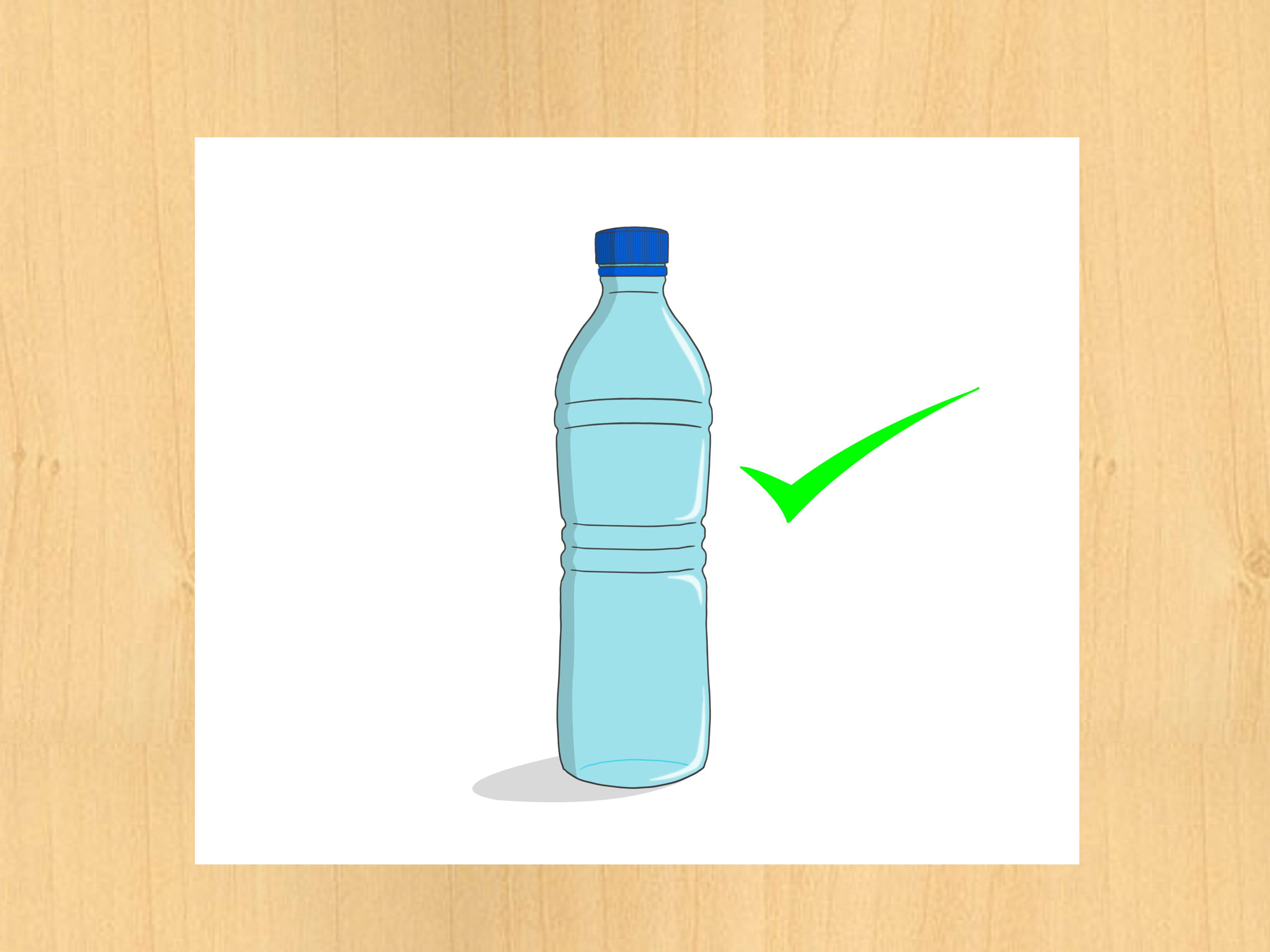 3200x2400 How To Draw A Water Bottle Steps