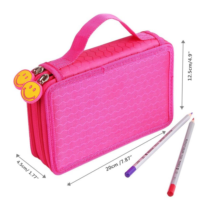 800x800 Olike Slots Pencil Case For Colored Pencils Watercolor Art