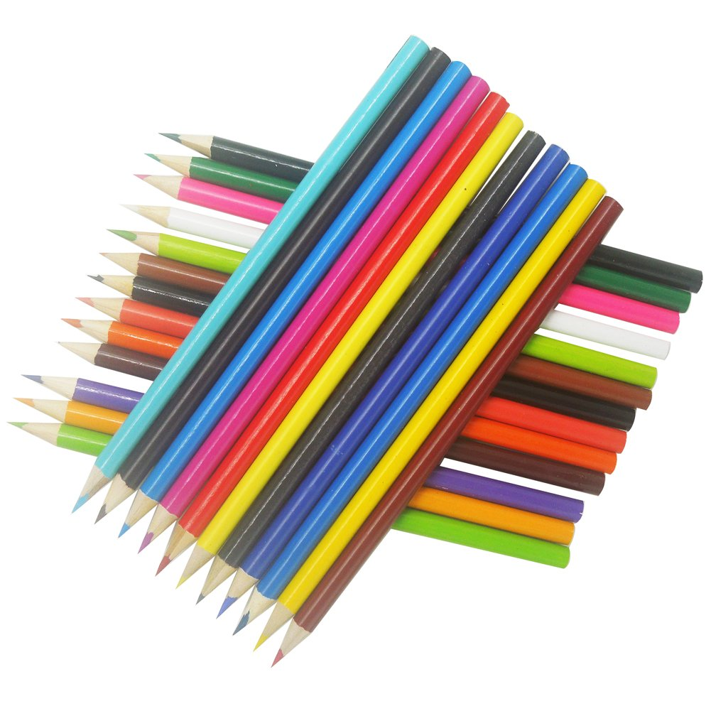 1001x1001 Pack Colored Pencil Sketch Draw Set Drawing