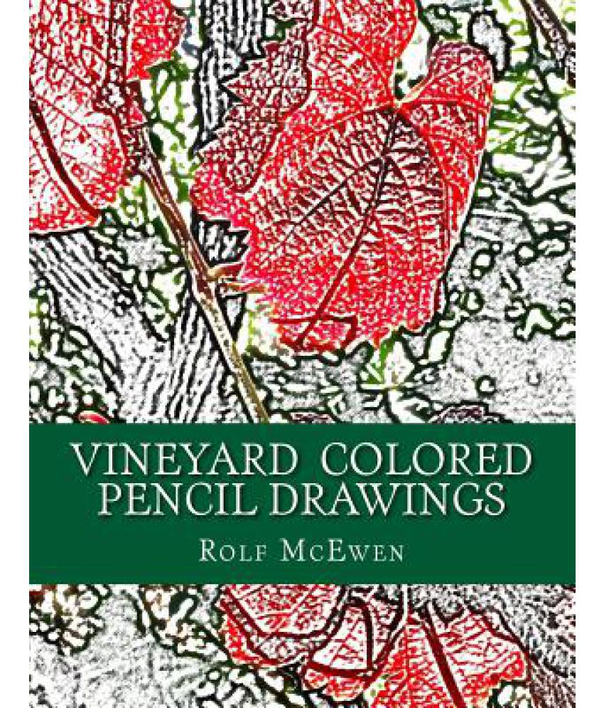 850x995 vineyard colored pencil drawings buy vineyard colored pencil