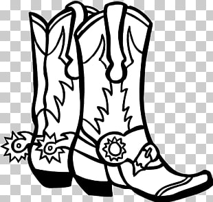 310x295 Drawings Of Cowboy Boots Png Cliparts For Free Download Uihere