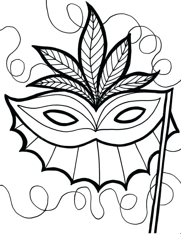 600x776 mask coloring pages mask coloring pages comedy tragedy mask as
