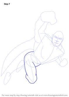 Comic Book Figure Drawing