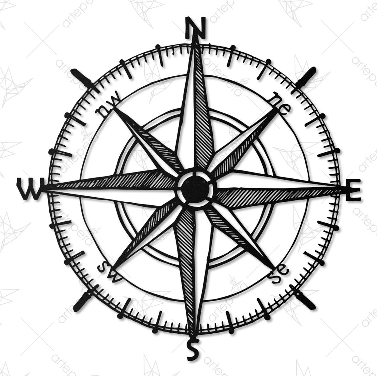 1200x1200 Compass