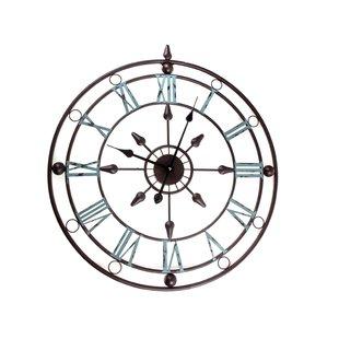 310x310 Compass Clock Wayfair Ca