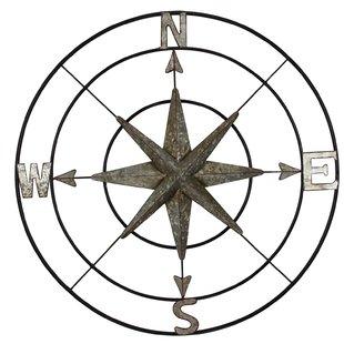 310x310 Wall Compass Wayfair Ca