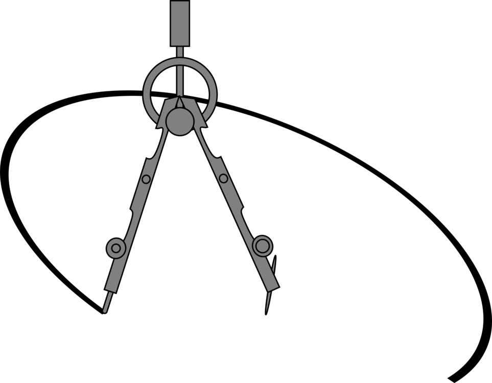 963x750 Hd Drawing Compass, Picture