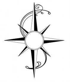 236x278 best compass images wind rose, compass rose tattoo, drawings