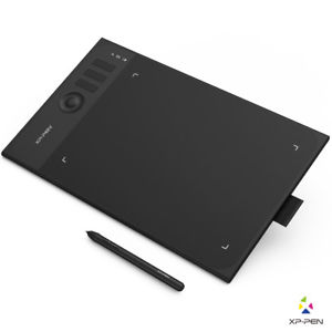 300x300 xp pen graphics drawing tablet with levels stylus