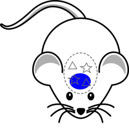260x260 Computer Mouse Drawing Easy