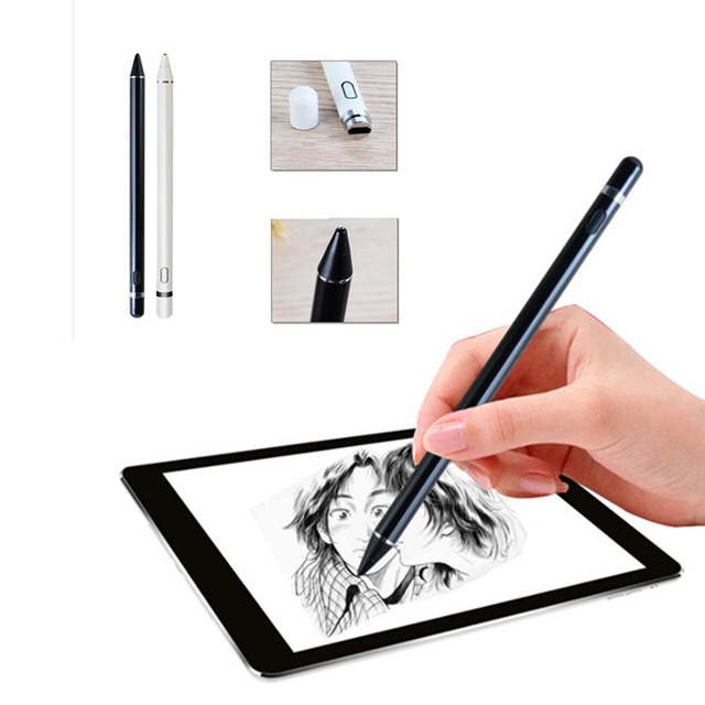 640x640 active stylus capacitive touch screen pencil for apple ipad
