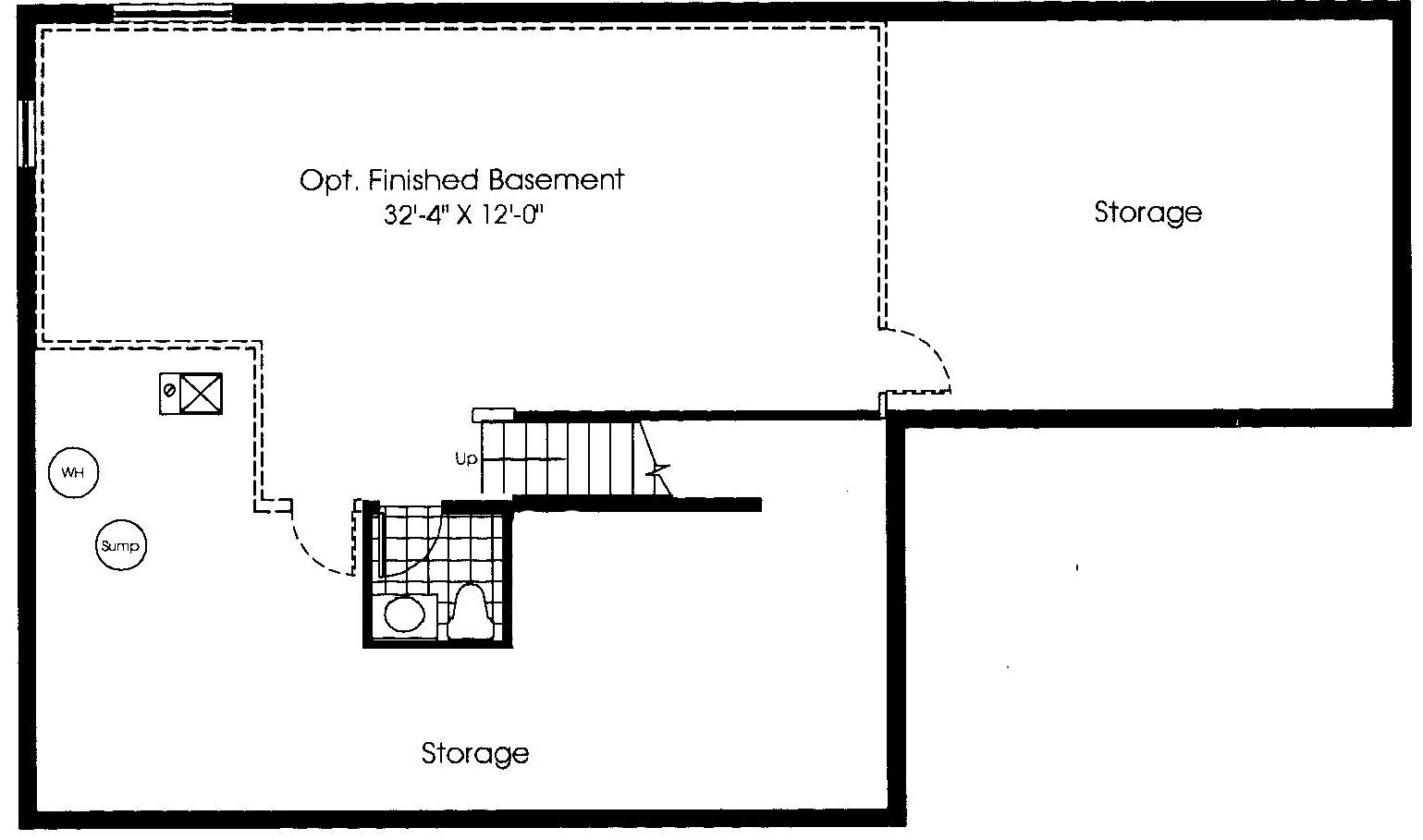 Concrete Floor Drawing | Free download