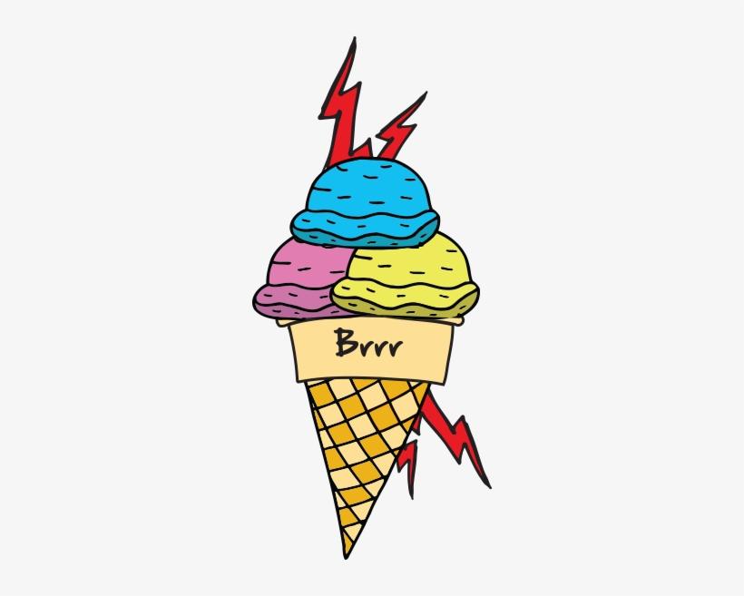 820x657 Gucci Drawing Ice Cream Cone