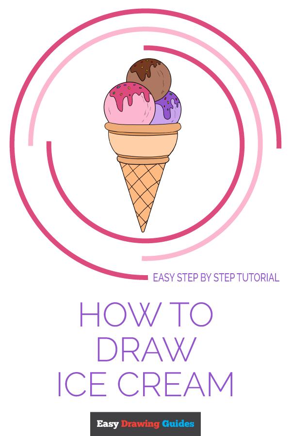 600x900 How To Draw Ice Cream