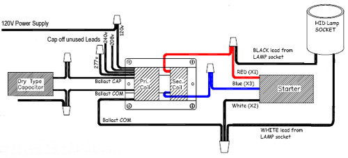500x228 Ballast Connection Diagrams Wiring Diagram