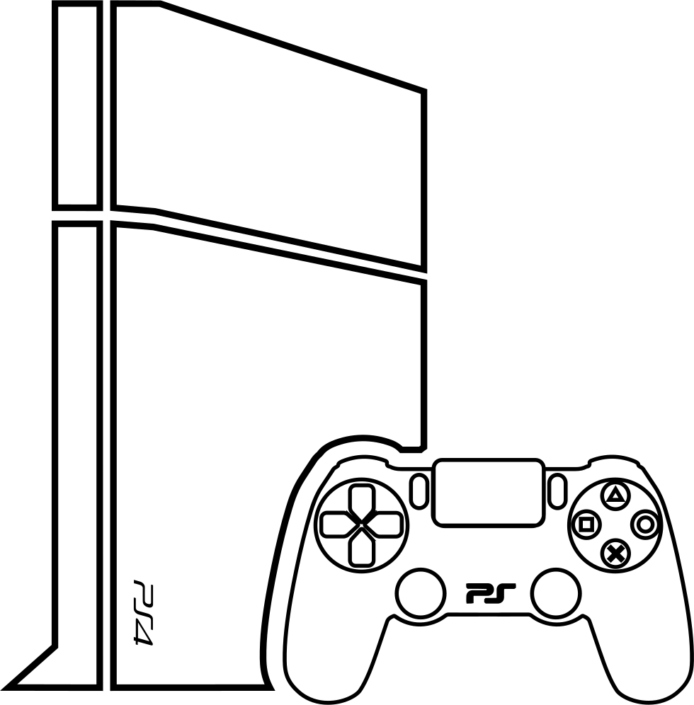 980x996 gaming drawing console for free download