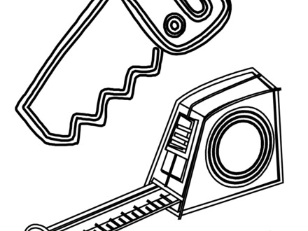 440x330 Construction Tools Coloring Pages, Construction Colotring Pages