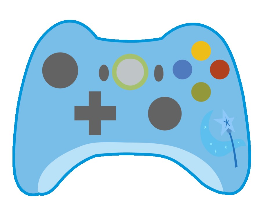 900x720 xbox gamepad clip art free vector in open office drawing