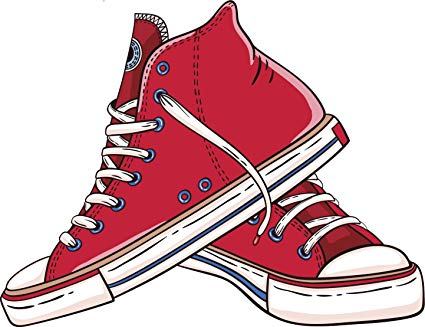 425x327 red classic hightop vintage converse drawing vinyl