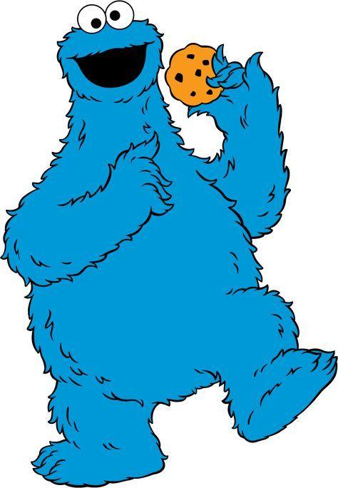474x684 cookie monster clip art cookie monster bday sesame street
