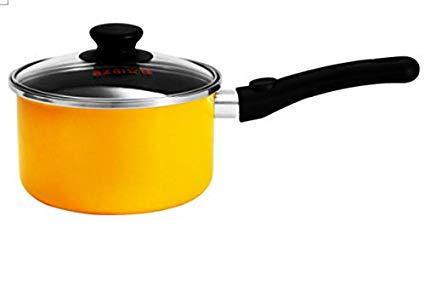 425x291 qt enamel iron saucepan non stick iron sauce pan