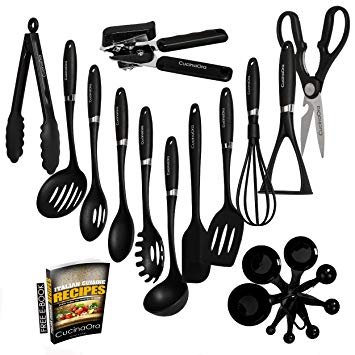 355x355 nylon cooking utensils